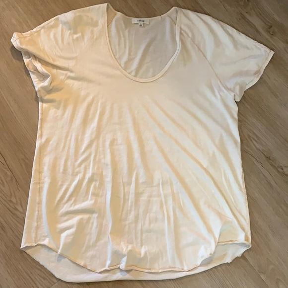 Wilfred Pale Peach T-Shirt 🍑